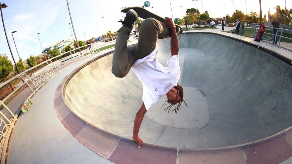 Latar Belakang Skateboard