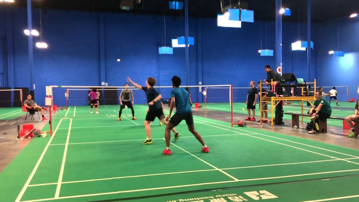 Cara Bermain Badminton