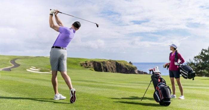 Manfaat Golf untuk Anda Sendiri