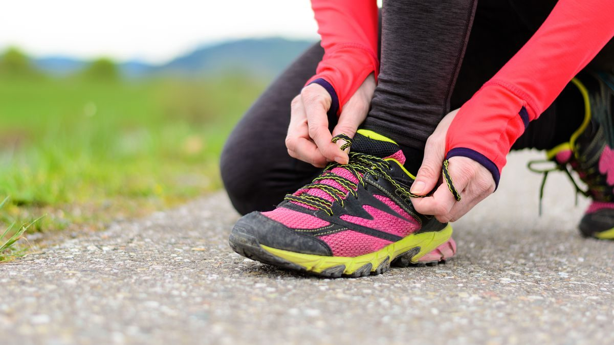 5 Manfaat Sepatu Lari Yang Tepat