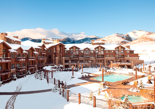 the canyons ski resort